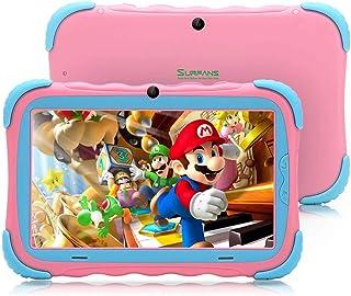 Surfans - Tablet para niños, 2 GB RAM 16 GB ROM, visualizac