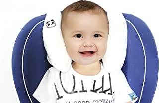 Baby Car Seat Head Body Supports Travel Stroller Pillow Soft Caushion