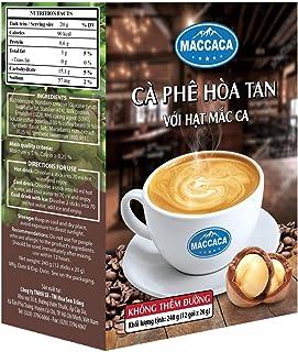 Maccaca Instant Coffee No Sugar, 240 g