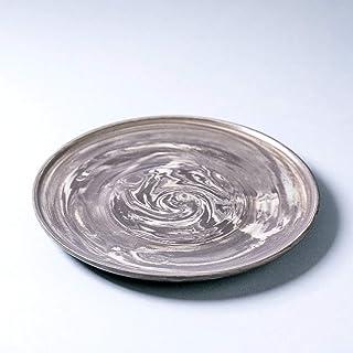 Tazón de fuente de cerámica rústico hecho a mano de la vendimia decoración del hogar esmalte transparente