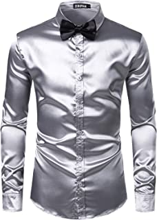 Best silk button up Reviews