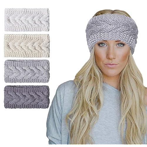 Crochet Ear Warmer Amazoncom