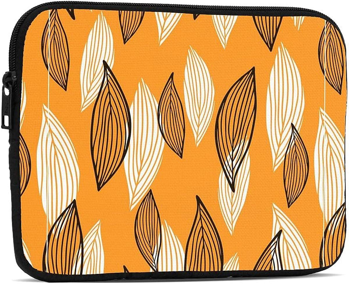 Leaves iPad Mini Case 5 It is very popular Tablet Shockproof Arlington Mall Sleeve Sle