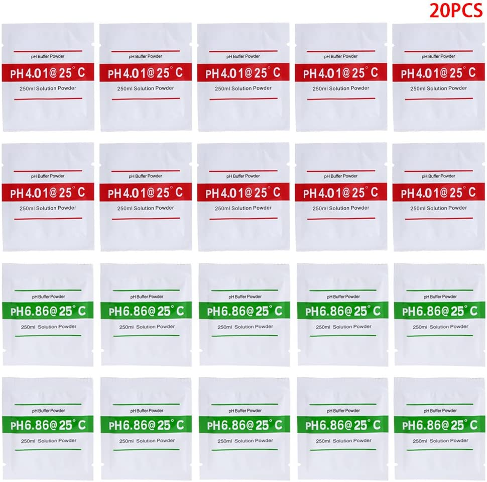 CXV 20 Package Calibration Tester Ph Calibration Powder
