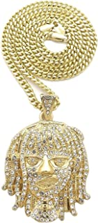 Best lil pump iced out chain Reviews