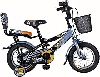 "Vaux Bicycle for Kids- Vaux Super 12T Kids Bicycle for Boys. Ideal for Cyclist with Height (2'8"" – 3'3"") – Purple."