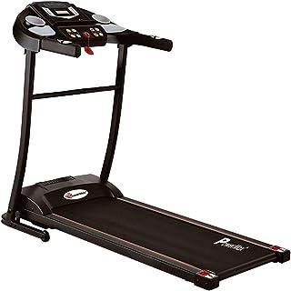 PowerMax Fitness Unisex Adult TDM-97 (3 Hp Peak) 3 Years motor warranty, Light Weight, Foldable Motorized Treadmill For Wo...