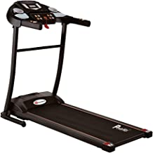 PowerMax Fitness Unisex Adult TDM-97 (3 Hp Peak) 3 Years motor warranty, Light Weight, Foldable Motorized Treadmill For Wo...