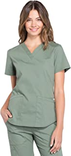 Workwear Professionals WW665 Women's V-Neck Top