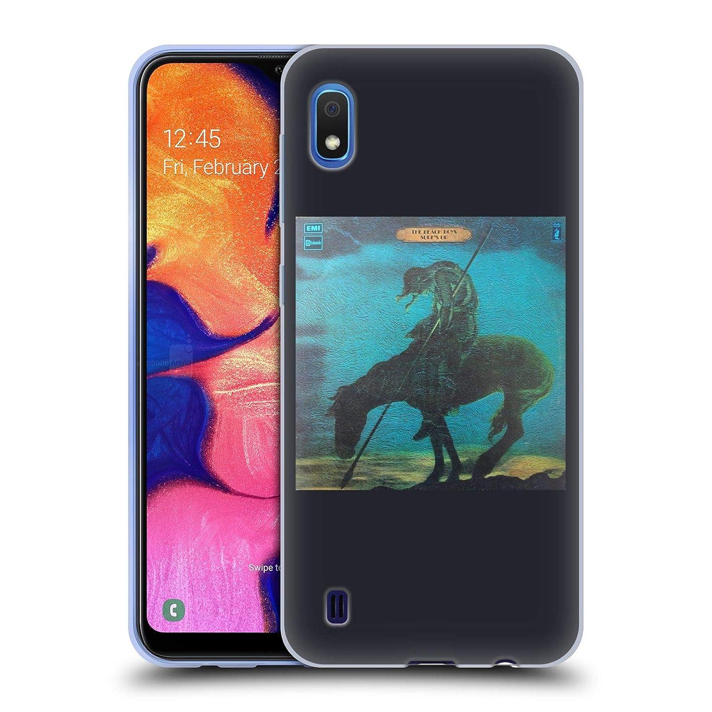 Official The Beach Boys Surfs Up Album Cover Art Soft Gel Case for Samsung Galaxy A10 (2019)