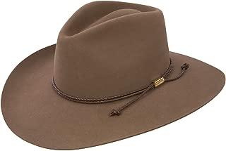 Cowboy Hat 4X Beaver Fur Acorn Carson Pinch