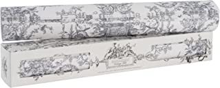 Scentennials Vintage Toile Gray (18 Sheets) Scented Fragrant Shelf & Drawer Liners 16.5