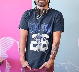 Snell Yeah Kentucky-Football Big Gift Fan No.26 Jersey Player Customized Handmade T-Shirt Hoodie/Long Sleeve/Tank Top/Sweatshirt