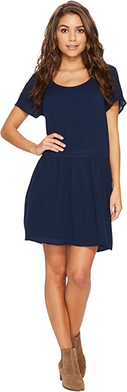 Roxy - Bungalow Hide Out Woven Dress