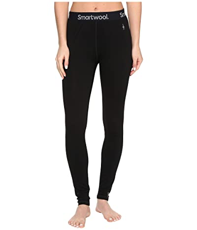 Smartwool Merino 150 Baselayer Bottom (Black) Women