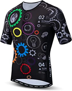 Jpojpo Cycling Jerseys Men