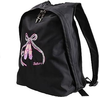 Bolsa de Ballet Niña Mochila de Danza Deportes con Diseño de Zapatos de Ballet los Niños Pequeños Mochila