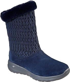 Skechers On The GO Joy - Snow Bunny Womens Boot