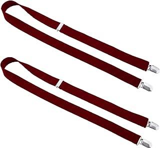 Resinta 2 Pack Mitten Clips Adjustable Kids Gloves Mitten Clips, 24-48 Inches