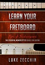 Sponsored Ad - Learn Your Fretboard: The Essential Memorization Guide for Guitar (Book + Online Bonus Material)