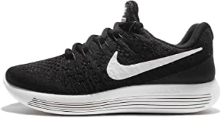 NIKE Kid's Lunarepic Low Flyknit 2 GS, Black/WHTE-Anthracite, Youth Size 7