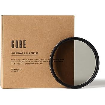 Gobe 62mm Circular Polarizing (CPL) Lens Filter (1Peak)