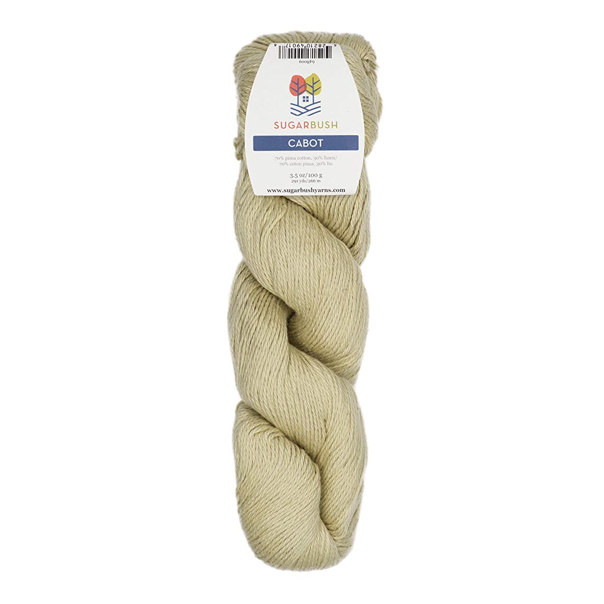 Sugar Bush Yarn Cabot Double Knitting Weight, Wheat