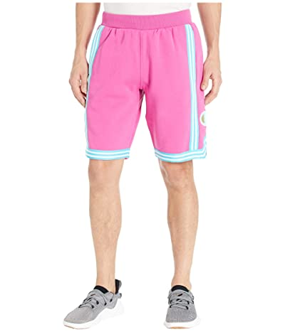 Champion LIFE Reverse Weave(r) Basketball Shorts (Peony Parade Pink) Men