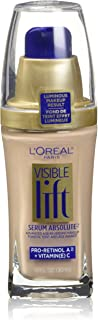 L'Oréal Paris Visible Lift Serum Absolute Foundation, Classic Ivory, 1 Fl Oz (1 Count)