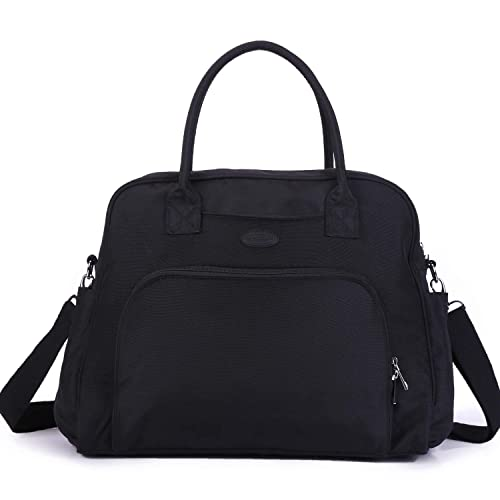 Lily   Drew Carry On Weekender Overnight Travel Shoulder Bag for 15.6 Inch  Laptop Computers for a519221843541