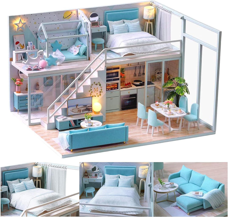 Dollhouse Miniature Rare Durable SALENEW very popular for DIY Co