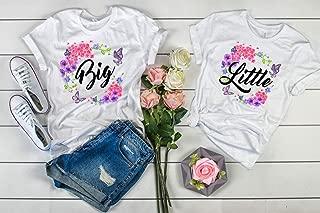 Big Little Sorority Reveal Shirts, Sorority Shirt, Sorority Clothing, Greek Letters, Big Little Shirts, Custom Sorority Gift