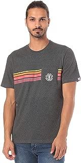 Element Swivel Charcoal Heathe Camiseta
