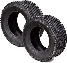 Replaces Kubota 2PK 23x9.5-12 23x9.5x12 23x9.50x12 23x9.50-12 Lawn & Garden Mower Golf Cart Turf Tires 4PLY 4PR P332 for Toro, Scag, Wright, Bocat, Exmark, John Deere