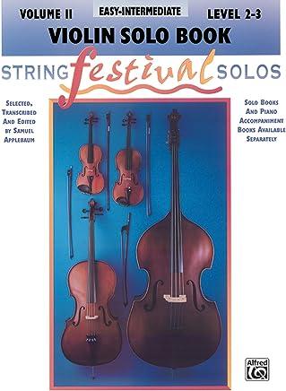 String Festival Solos for Violin: 2