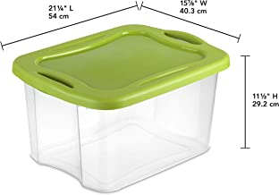 Best sterilite green storage containers Reviews
