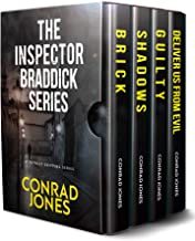 The Inspector Braddick Series; books 1-4: a totally gripping crime series