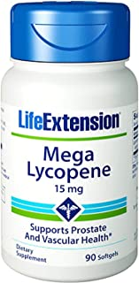 Life Extension Mega Lycopene 15 mg