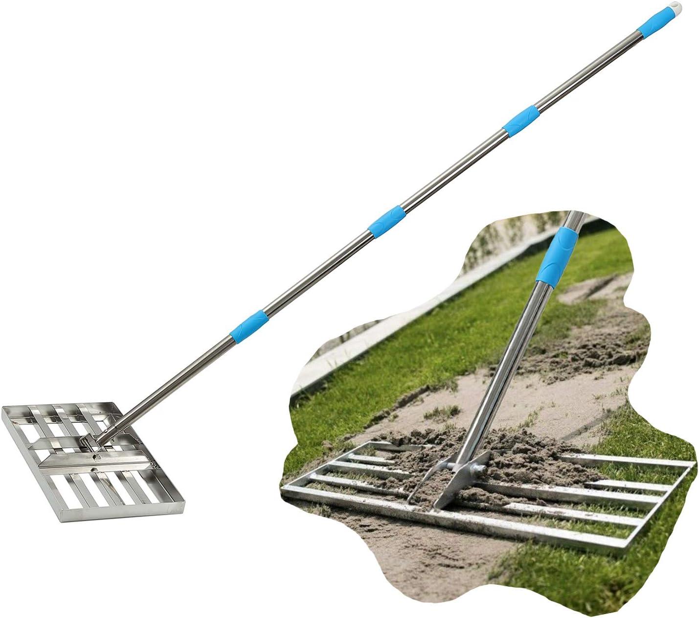HOSKO Lawn Leveling Rake 2021 model - 17