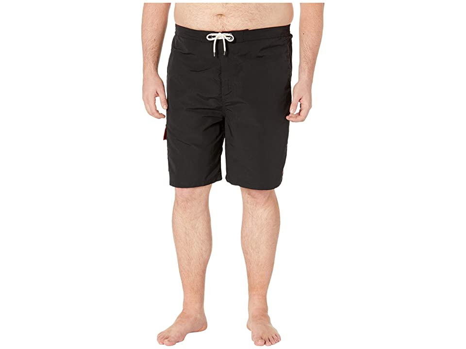31ce71206f867 Polo Ralph Lauren Big & Tall Big and Tall Nylon Kailua Swim Trunks (Polo  Black