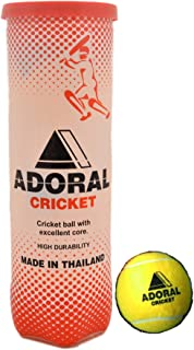 Adoral Tennis Cricket ball