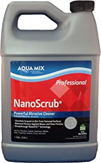Aqua Mix Nanoscrub Powerful Abrasive Cleaner 1 Gallon