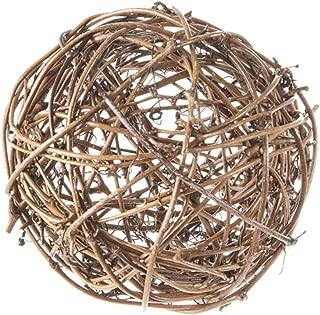 Darice Bulk Buy DIY Grapevine Ball Natural 4 inches (6-Pack) 2827-55