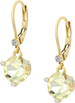 Kate Spade New York Rise and Shine Leverbacks Earrings