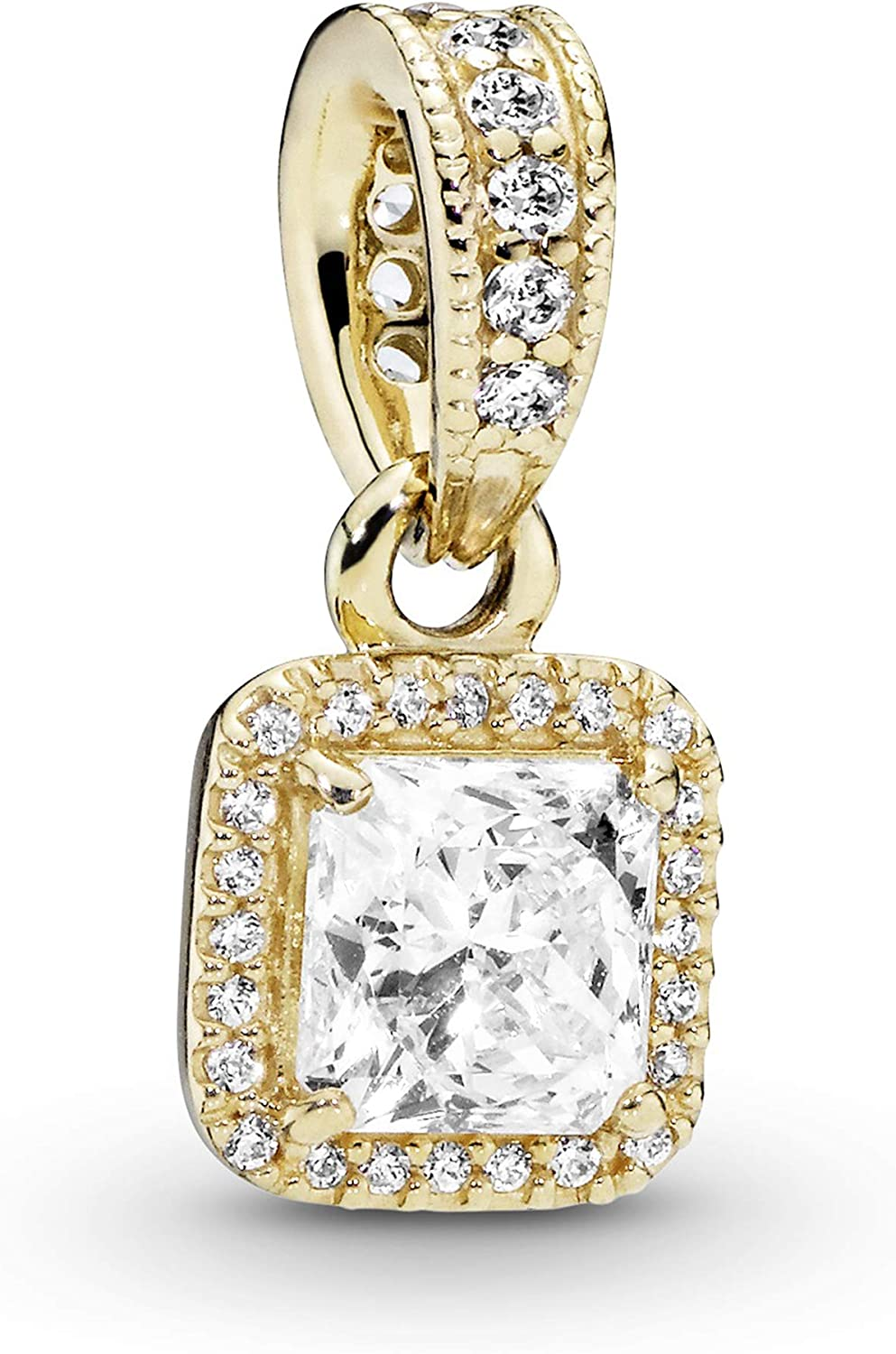 Pandora Max 90% OFF Jewelry Timeless Elegance Stud in Pendant Free shipping Cubic Zirconia