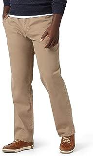 Wrangler Mens Authentics Men's Comfort Flex Chino Pant Pants