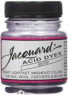 Jacquard Acid Dyes .5oz, Pink