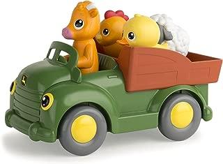 TOMY John Deere Learn 'n Pop Farmyard Friends Toy