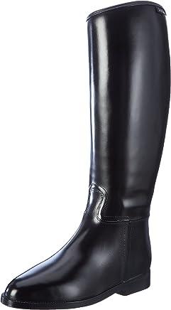 Hkm Women's Reitstiefel -Damen Standard- Mit Rei�verschlu� Riding Boots