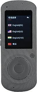 Vbestlife Multilingüe Traductor de Voz Portátil